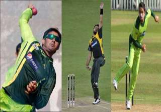 spinners make pakistan a dangerous side says...