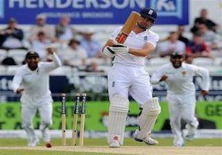 sri lanka in control of 2nd test england 57 5 -...