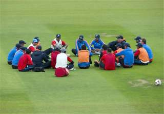 team india prefers go karting to nets before must...