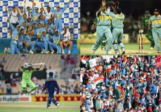 ten best moments of indo pak epic rivalry - India...