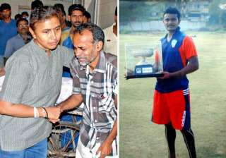 upcoming tn cricketer p k dharma commits suicide...