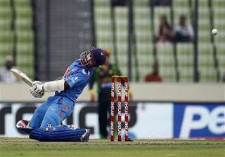 vanquished india look for face saver against...