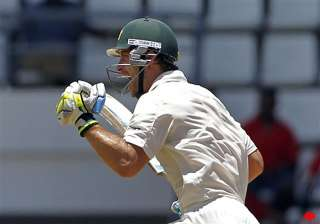 australia in control after wade s ton - India TV