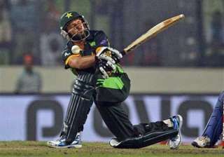 was under pressure to perform afridi - India TV