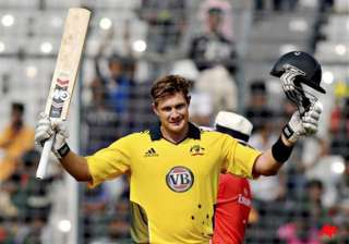 watson hits world record 15 sixes against...