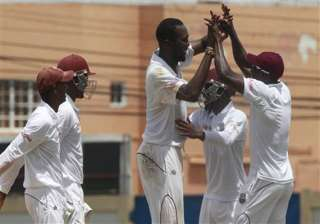 west indies in sight of victory nz 8 down - India...
