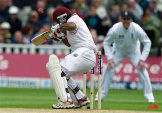 england has west indies wobbling on 164 5 at tea...