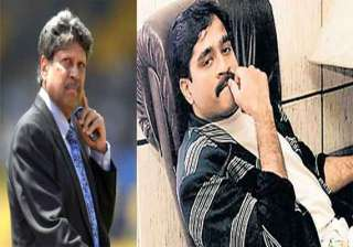 when kapil dev ordered dawood to get out of team...