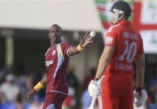 windies wins toss elects to bowl first in 3rd odi...