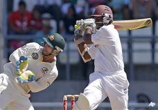 windies struggling at 173 5 in 3rd test - India TV