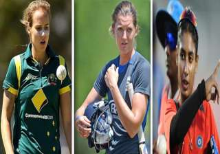 world s 10 famous woman cricket players - India TV