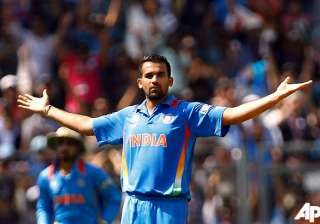 zaheer to bowl a maiden over soon - India TV