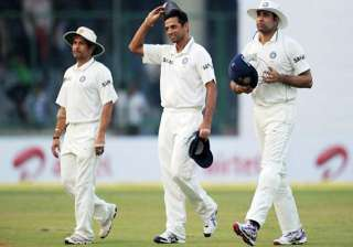 3 or 4 players have played their last test in...