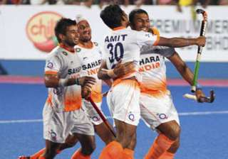 asia cup hockey india eye title win - India TV
