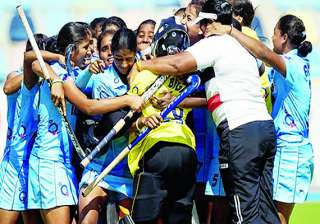 hockey player bigan soy gets rs.5 lakh from...