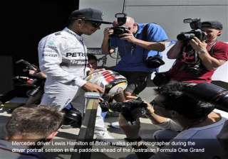 alonso fastest hamilton trouble at australian gp...