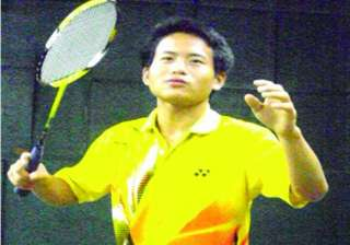 arunachalee shuttler selected for world junior...