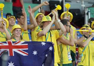 aussies create own war room for olympics - India...