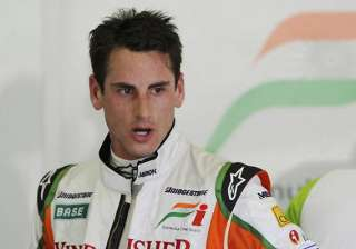 belgian grand prix force india lose fifth place...