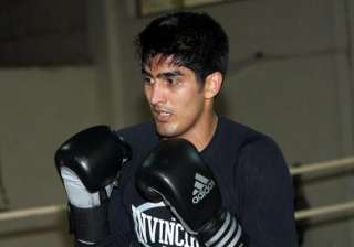 boxing vijender nanao singh selected for world...