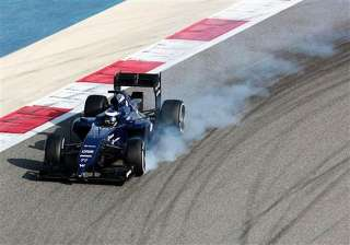 f1 s new rules leaves cars quieter slower. -...