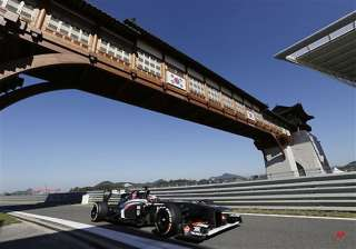 formula one sauber extends engine contract with...
