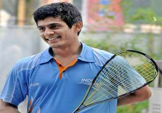saurav ghosal enters windy city open squash...