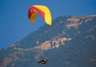 himachal to host pre world cup paragliding meet -...