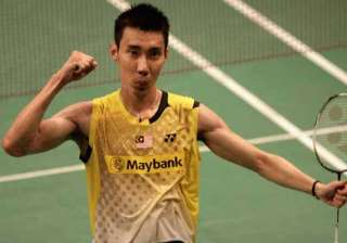 ibl lee chong wei to miss first ibl tie - India TV