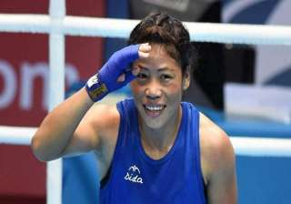 mary kom meets pm invites him for academy s...