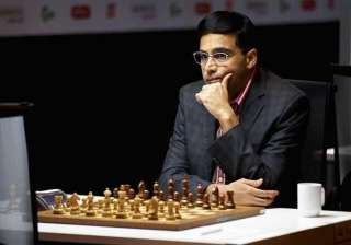viswanathan anand draws with vladimir kramnik in...