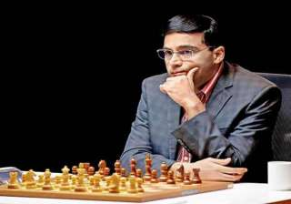 anand draws with vachier lagrave in shamkir chess...