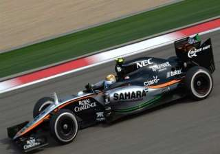 no points for force india in shanghai gp - India...