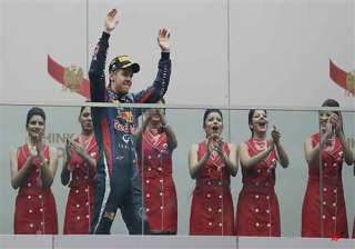 indian grand prix vettel claims 4th straight...