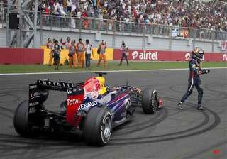 indian grand prix vettel s celebrations cost red...