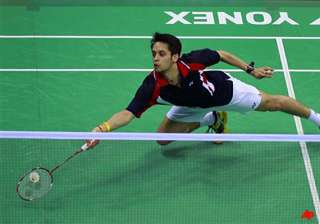 indian campaign ends as kashyap loses in semi...