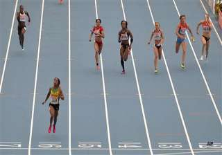 jamaica wins women s 4x100 relay at worlds -...