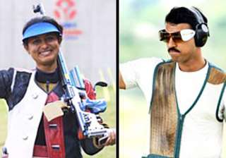 london olympics dreams over for shooters rathore...