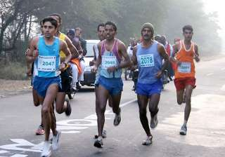 nilesh bonde wins nashik marathon - India TV