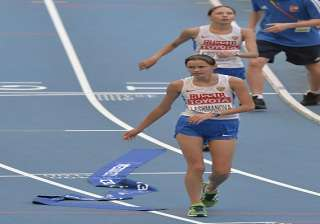 moscow worlds russian 1 2 in women s 20km walk...
