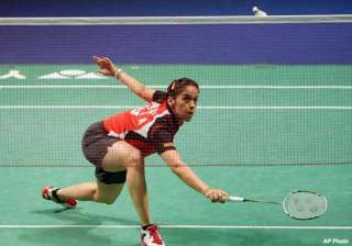 saina clears first hurdle at all england...