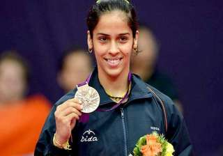 saina drops to world no.9 - India TV