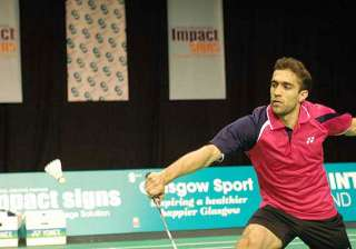 shuttler anand pawar crashes out of swiss open. -...