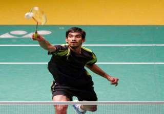 shuttler srikanth ousted from swiss open - India...
