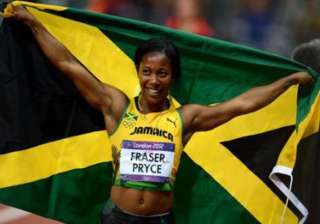 superwoman shelly wins historic sprint double...