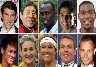 ten athletes to watch in london olympics - India...