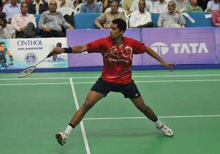 veteran shuttler bhat enters german open semis. -...