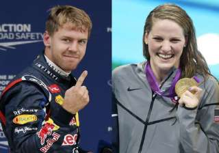 vettel missy clinch top prizes at star studded...