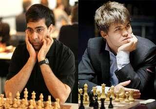 viswanathan anand to challenge magnus carlsen for...