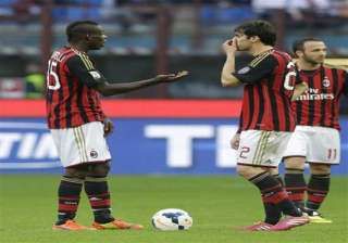 ac milan loses 4 2 at home to parma in serie a -...